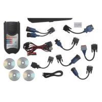 Quality USB Link Heavy Duty Truck Diagnostic Scanner for sale