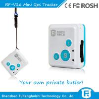 Quality Mini personal children gps tracker for kidnapping for sale