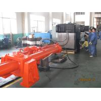 Buy cheap Customized hydraulic cylinder 1.2m diameter, 16m stroke from wholesalers