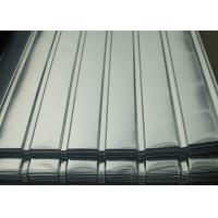 Quality Polished Aluminium Roofing Sheet 0.5mm Thick 3004 For Installation / Building for sale