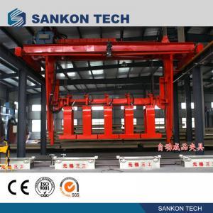 Quality Hoist Automatic Concrete Block Making Machine for sale