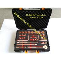China Non Sparking Hand Tools Socket Set 32 Pcs 1/2 Drive By Copper Berylium on sale