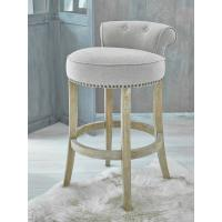 Quality luxury bar stools of 2018 french bar stools ,with high quailty wood and fabric to make for sale