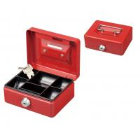 Quality 5 Inch Lockable Coin Money Storage Safe Piggy Bank With Key Lock for sale