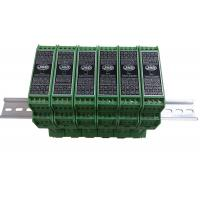 Quality 4-20mA isolated transmitter(2-input-2-output passive isolator) for sale