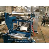 Quality Automatic Foil Sheet Making Equipment for Food / Pop Up Foil Sheet Folding Machine for sale