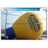 China Large Inflatable Advertising Balloon / Air Floor Balloon For Promotion on sale