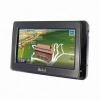 Quality 4.3-inch GPS Car Navigation System with Digital TV (for Taiwan and China Markets Only) for sale