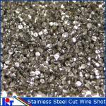 HOT SALE !!! Metal Abrasive shot 0.3mm ,shot 0.2mm stainless steel cut wire shot