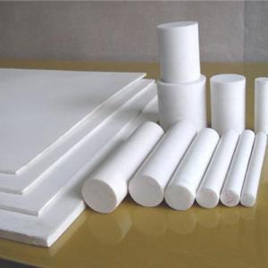 China Customized Size PTFE Molded Sheet , Molded Teflon Plate Good Wear Resistance on sale