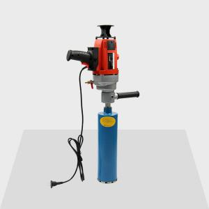 China SY-168 Diamond Drilling Tool 0-1900r/min Handle And Standing Core Drilling Machine on sale