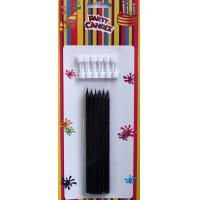 Quality Black Birthday Party Candles (GSC0025) for sale