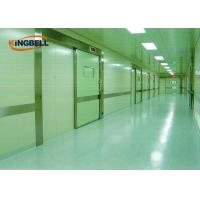 Quality KB-A Automatic Sliding Door Fire Protection System Radiation External Electric Induction for sale