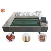 Quality Horizontal Nitrogen Gas Food Packaging Sealing Equipment For Fruit And Vegetable for sale