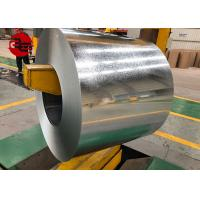 Quality Building Materials SGCC GI Steel Sheets / Hot Dipped GI Steel Rolls Smooth Surface for sale