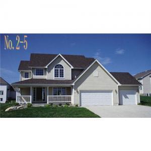 Quality Light steel frame villa house multi-storey for sale