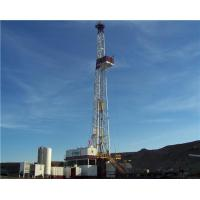 China Heavy Duty Drilling Rig Mast Bit Core Drilling Rig GY-200 With Drill Tower on sale