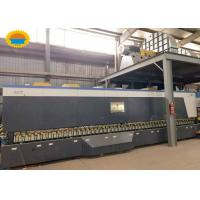 Quality Auto Flat Glass Tempering Furnace Small Size 21 Loads / H Productivity for sale