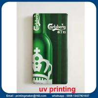 China UV Flatbed Printing Service on Acrylic Sign Board on sale