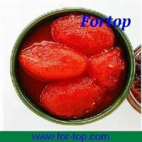 Quality Peeled Tomato Whole in Can for sale