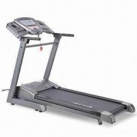 Quality Electronic Treadmill with LCD Screen/7 Programs/Stereophonic System, Supports MP3 Player/CD/Walkman for sale