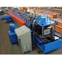Quality 40mm - 80mm C Steel Purlin C Z Purlin Rolling Machine With Hydraulic Station for sale