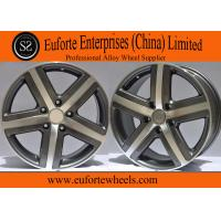 Buy cheap TOUARGE Replica European Wheel 18 Inch Black Machined Replica Wheels For Volkswagen from Wholesalers