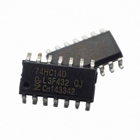 Quality Electronic Components Inverter Schmitt Trigger 6-Element CMOS 14-Pin SO T/R 74HC14D,653 Integrated Circuits for sale