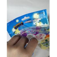 China Multifunctional Transparent Resealable Plastic Bag Customized Thickness on sale