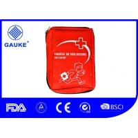 Quality Mini Personal Care DIN Standard First Aid Kit Customized Pack For Medical Use for sale
