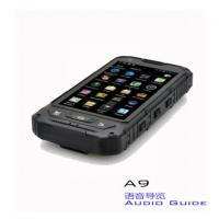 Quality 3 Proof A9 Android Museum Audio Guide Equipment For Qrcode Digital Guide for sale