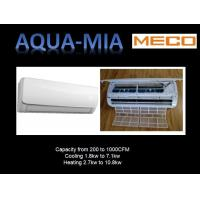 Quality Wall Mounted Air Conditioning Unit , Hot / Chilled Water Hi Wall Unit 7.2KW  2TR for sale