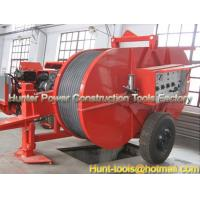 Quality fit for laying cables and conductors Hydraulic cable wire tensioner for sale