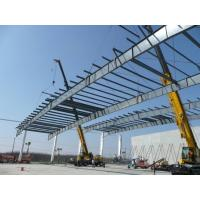 Quality Excellent Industrial Steel Structure Buildings With Memory Calculation for sale