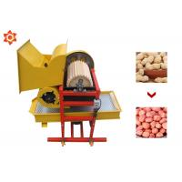 Quality Type TK-500 Peanut Processing Machine Manual Groundnut Sheller Steel Material for sale