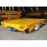 China Cable Reel Pallet Transfer Container Motorized Machinery Factory Crane Rail Wagon on sale