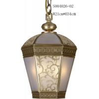 Quality Senior American and European style outdoor lamp, outdoor lamp, outdoor lamp S004026 for sale