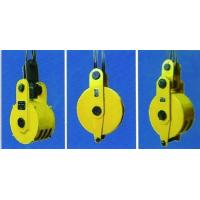 Quality Drill Rig Parts Block , Travelling Block For Drilling Rig for sale