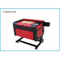 Quality Ruida Software CO2 Laser Engraving Machine 6090 For Cutting Granite Wedding Card for sale