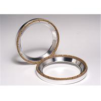Quality 6A2 Back Grinding Wheel High Efficiency Custom Size Sapphire Epitaxial Wafer for sale