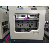 Buy Dual Extruder 1.75cm Desktop Fdm 3d Printer With Large Color Touch Screen at wholesale prices