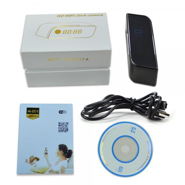 Best home surveillance 1080p wifi hidden camera App Real-time Video