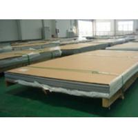 Quality 201 Cold Rolled Stainless Steel Sheet Custom Cut Length 600 - 1219mm Width for sale