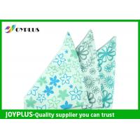 Quality Printed Pattern House Cleaning Clothes , Washing Microfiber Cloth Cleaning for sale