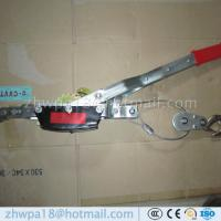 Quality High duty RATCHET CABLE PULLER/LIFTER for sale