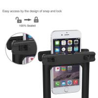 Buy Eco Friendly TPU Waterproof Phone Holder , Waterproof Cell Phone Case Recyclable Feature at wholesale prices