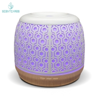 Quality Home Deco LED 500ml Ultrasonic Cool Mist Diffuser for sale