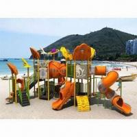 Quality UV-resistant LLDPE Playground Equipment Outdoor Use, Sailing Boat Series, Environment-protection for sale