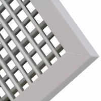 Buy cheap Single/Double Deflection Grille air grille air diffuser from wholesalers