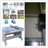 Quality Flatbed Car & Truck Graphics Printing Finishing Sticker Cutting Plotter for sale